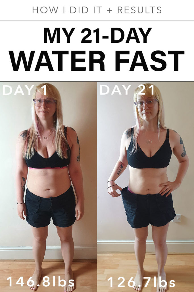 21 day water fast short pin 1